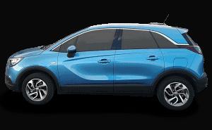 Opel Crossland X Online