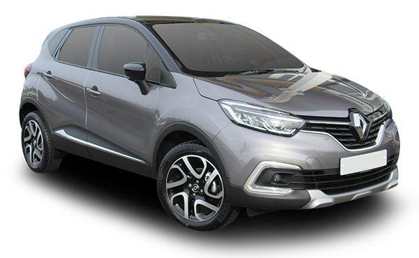 Renault Captur Zakelijk Leasen
