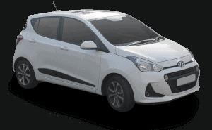 Hyundai i10 i-Motion