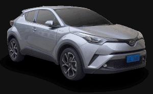 Toyota C-HR Executive