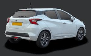Nissan Micra Acenta Zakelijk Leasen