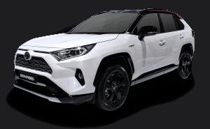 Toyota RAV4 Financial Leasen