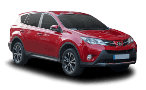Toyota RAV4 Financial Lease