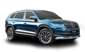 Skoda Kodiaq Financial Leasen