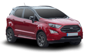 Ford EcoSport Financial Leasen