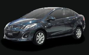 Mazda 2 Financial Lease