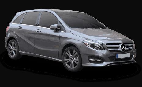 Mercedes-Benz B-klasse Financial Lease