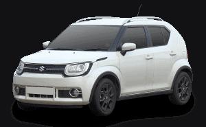 Suzuki Ignis Select