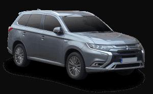 Mitsubishi Outlander Financial Leasen