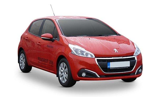 [licenseplate]-Peugeot_208_2019