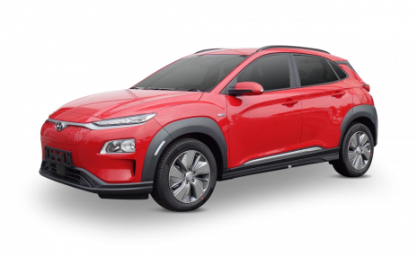 Hyundai Kona Fashion