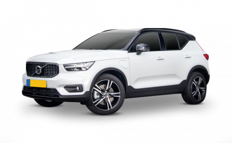Volvo XC40 Recharge Insription Expression