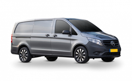 Mercedes-Benz Vito Extra Lang Functional